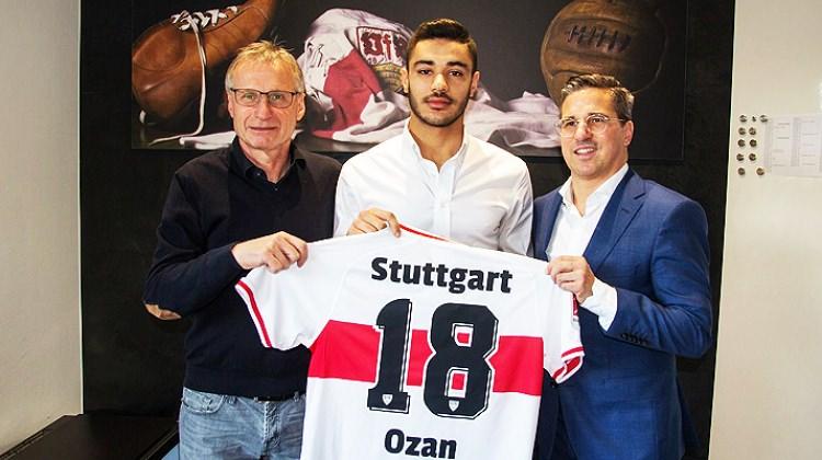 Ozan Kabak, Türk futbol tarihine geçti!