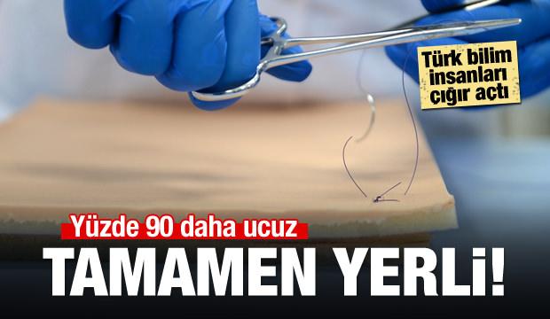 Türk bilim insanları çığır açtı! Yapay deri ürettiler