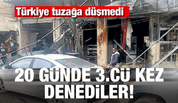 Türkiye tuzağa düşmedi! 20 günde 3. kez denediler