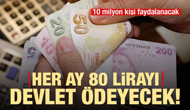 Erdoğan müjdeyi vermişti! 10 milyon kişi yararlanacak