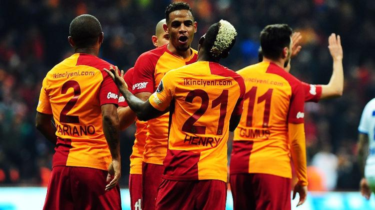 Boluspor - Galatasaray! Maçta tek gol var