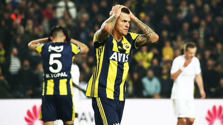 Fenerbahçe Avrupa'nın en kötüsü!