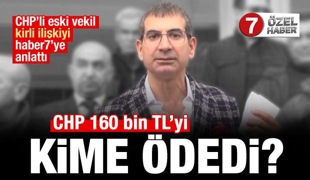 CHP'li belediyeden FETÖ'ye 160 bin lira ödeme