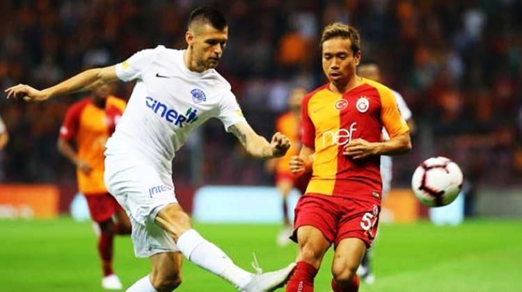 Galatasaray seri peşinde! Muhtemel 11'ler