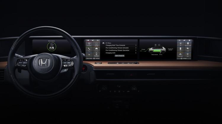 Honda, Urban EV'nin iç görüntüsü yayınlandı