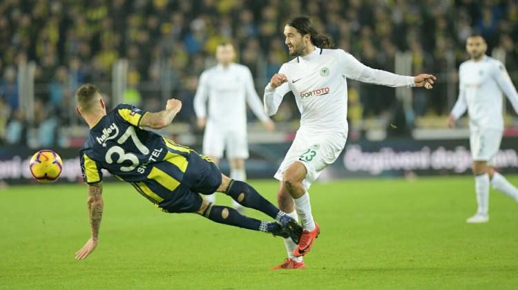 Konyaspor'dan dev isyan! Ayağı bu halde
