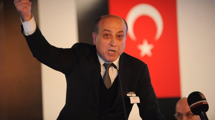 Beşiktaş'a başkan adaylığını resmen açıkladı!