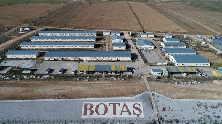 BOTAŞ'tan Tuz Gölü'ne dev yatırım