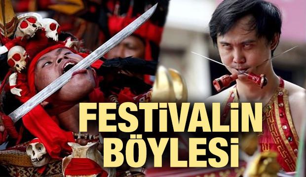Böyle festival gördünüz mü?
