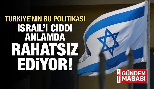 Demirci: İsrail'i ciddi anlamda rahatsız ediyor