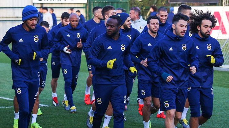 Derbi öncesi Fenerbahçe'ye müjdeli haber!