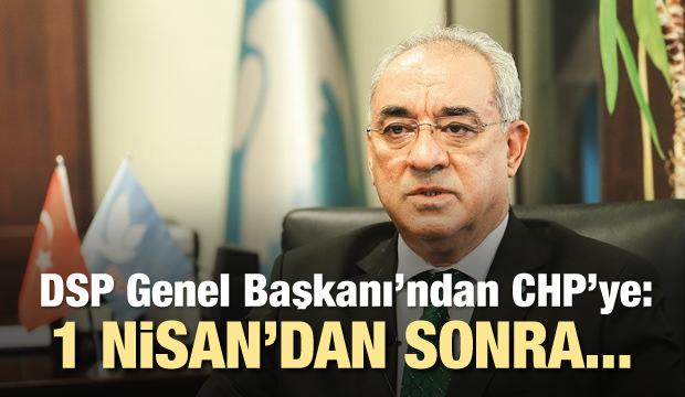 DSP Genel Başkanı