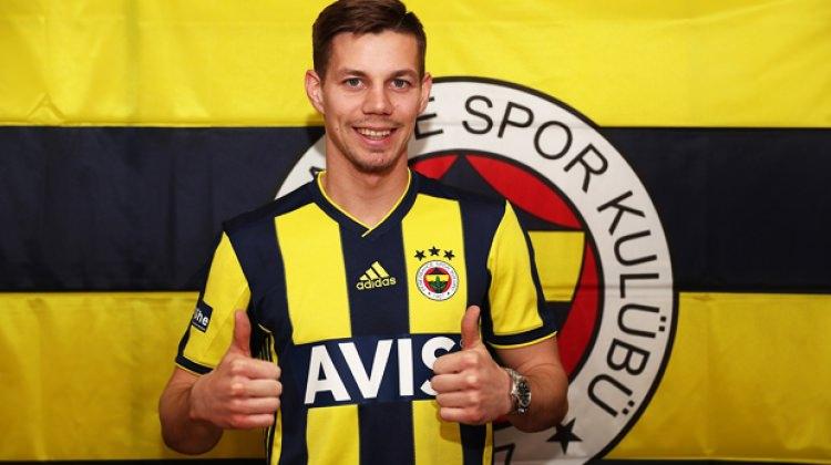 F.Bahçe'nin yeni transferi Zajc'tan Türkiye itirafı