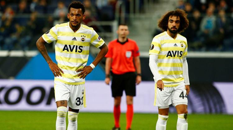 Fenerbahçe Avrupa'ya veda etti!