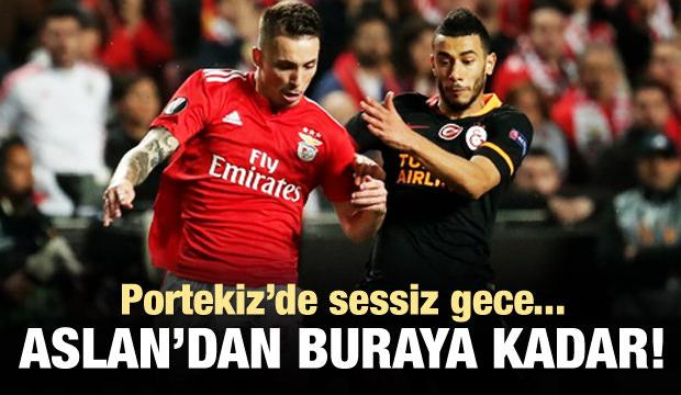 Galatasaray'dan buraya kadar!