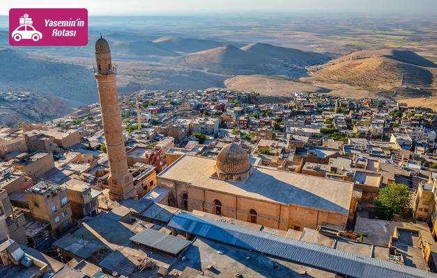 Medeniyetler şehri: Mardin