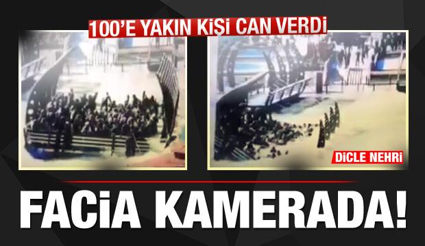 93 kişinin öldüğü feribot faciası kamerada!