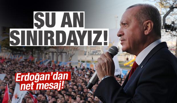Erdoğan: CHP'nin başarısı için CHP'den daha çok çalışıyorlar