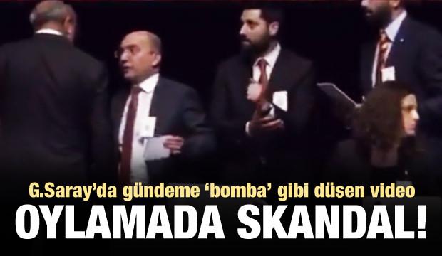 G.Saray'daki ibra oylamasında skandal!