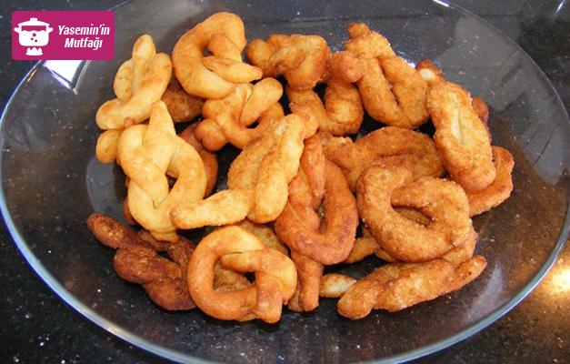 İran Zülbiye tatlısı nasıl yapılır?
