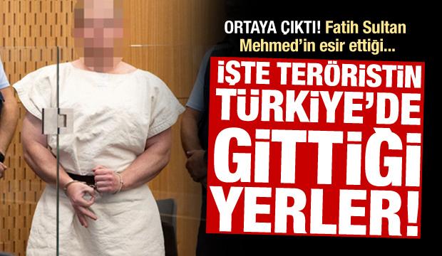 İşte Yeni Zelanda canisinin Türkiye rotası! Fatih'in esir ettiği...