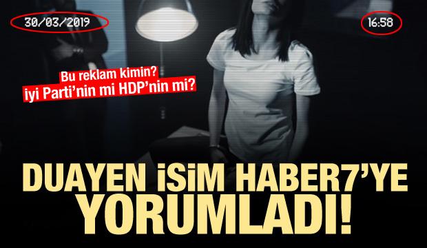İYİ Parti'nin skandal reklam filmine büyük tepki!