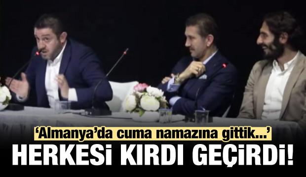 Nihat Kahveci'nin Milli Takım anısı kırdı geçirdi!