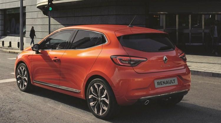 Türkiye'de üretilen Clio, Cenevre'nin en iyisi seçildi