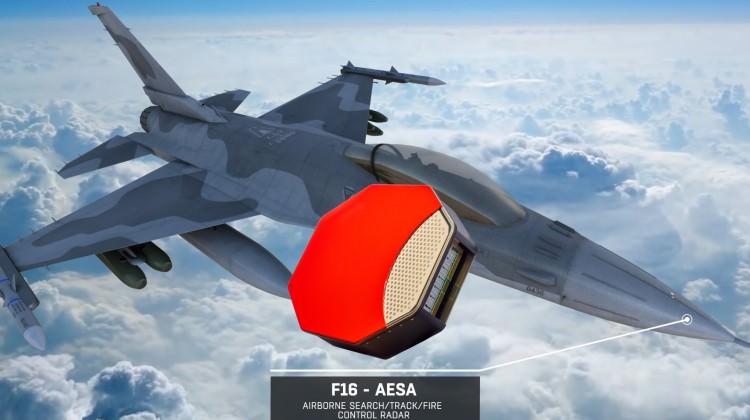 İmzalar atıldı! F-16'lar ASELSAN ile görecek