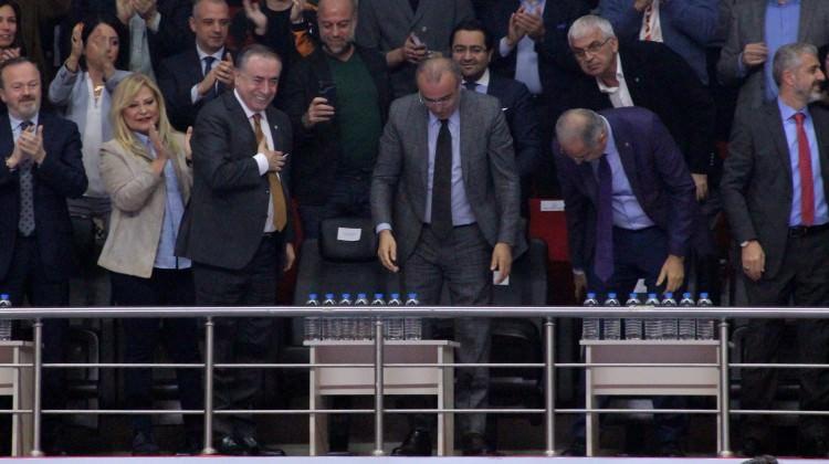 Mustafa Cengiz'e büyük destek