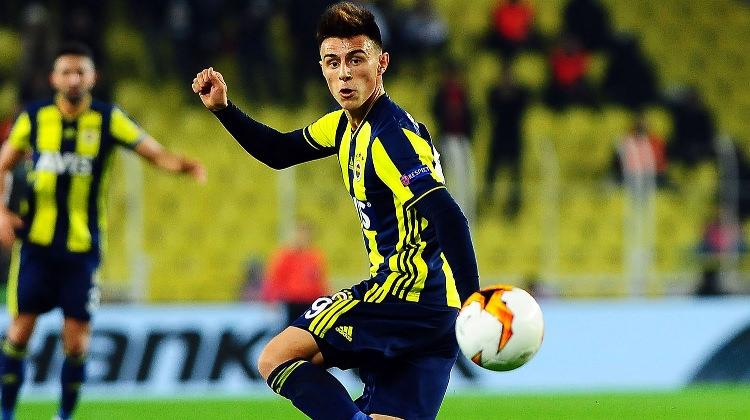 Eljif Elmas Süper Lig tarihine geçti!