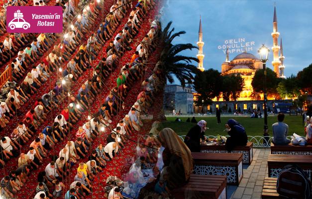 Sultanahmet'te iftar yapabileceğiniz en şık mekanlar