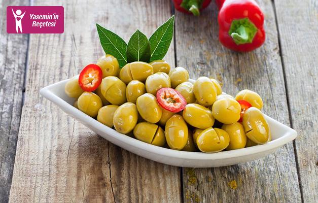 Yeşil zeytinin faydaları nelerdir? Günde 5 tane yeşil zeytin yerseniz...