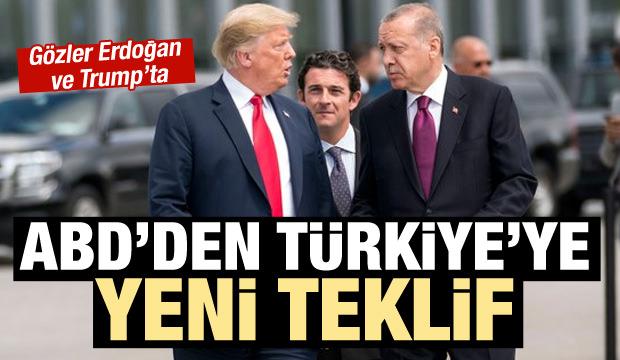 ABD'den Türkiye'ye yeni teklif
