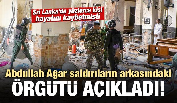 Abdullah Ağar: Kanlı saldırıyı yapan örgüt...