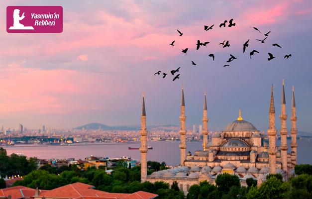 İstanbul'un 7 önemli camisi