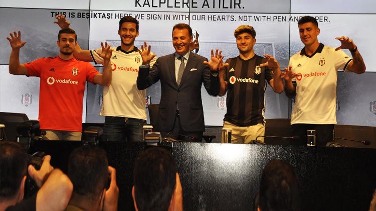 Beşiktaş'ta zam sözü! Yıllık 65 bin euro alıyordu