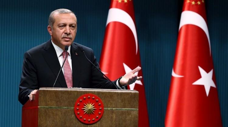 Erdoğan ilan etti! Doluluk yüzde 100'e ulaştı