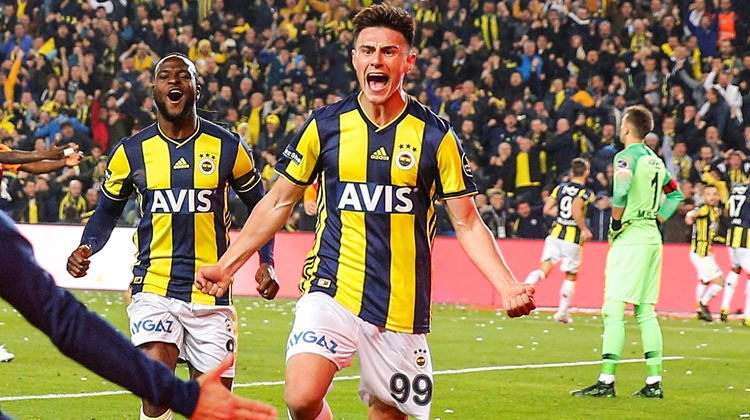 Fenerbahçe'de transfer operasyonu! Eljif...