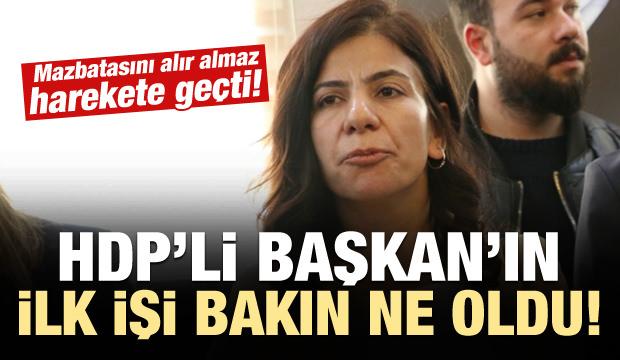 HDP'li belediyenin İlk işi askerin suyunu kesmek oldu
