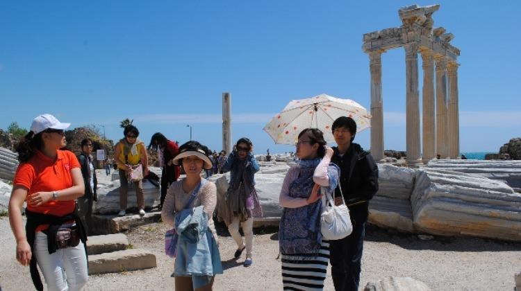 """""""Türkiyeyi ziyaret eden Koreli turist sayısı artacak"""