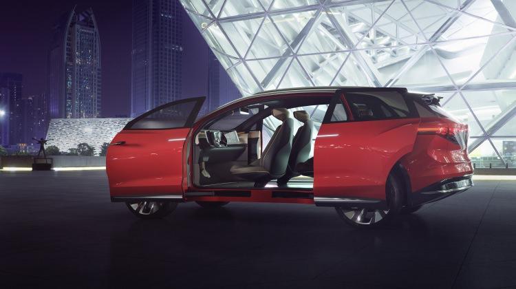 Volkswagen'in yeni elektrikli konsepti göz kamaştırdı
