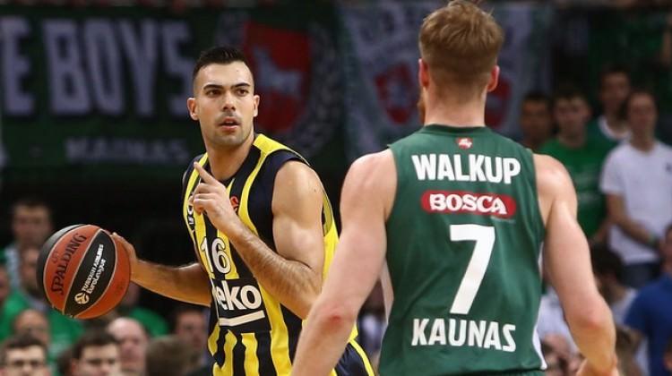 Fenerbahçe Beko'dan Litvanya'da kritik zafer