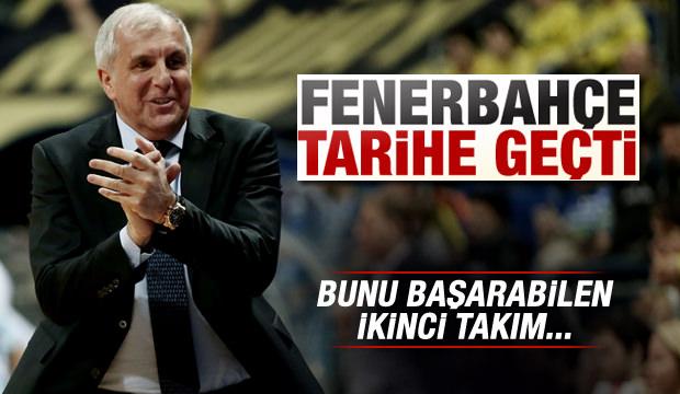 Fenerbahçe, üst üste 5. kez Final-Four'da!