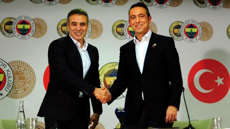 Fenerbahçe'de hareketlilik! Ali Koç ve Ersun Yanal...