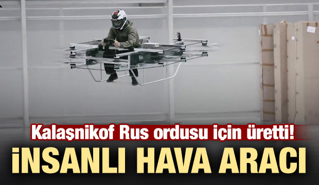 Kalaşnikof Rus ordusu için üretti!