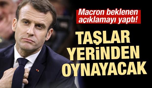 Macron Schengen'i tartışmaya açtı!