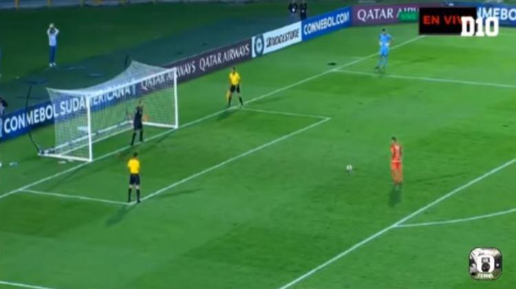 Öyle bir penaltı kaçırdı ki! Takımdan kovuldu