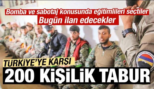 Türkiye'ye karşı 'Ermeni taburu'