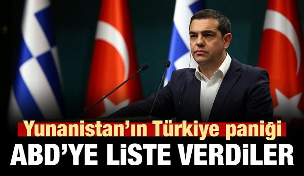 Yunanistan'dan ABD'ye Türkiye şikayeti